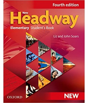 Підручник New Headway (4th Edition) Elementary Student's Book