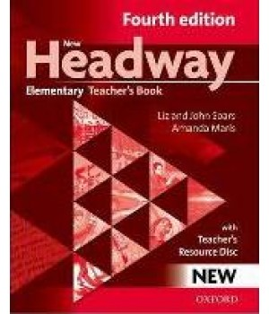 Книга для вчителя New Headway (4th Edition) Elementary Teacher's Book & Resource Disk Pack
