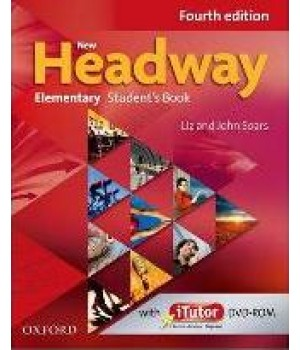 Підручник New Headway (4th Edition) Elementary Student's Book & iTutor DVD-ROM