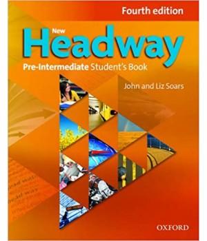 Підручник New Headway (4th Edition) Pre-Intermediate Student's Book