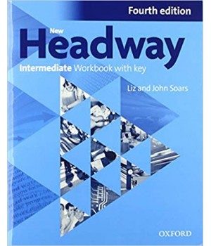 Робочий зошит New Headway (4th Edition) Intermediate Workbook with Key