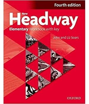 Робочий зошит New Headway (4th Edition) Elementary Workbook with Key