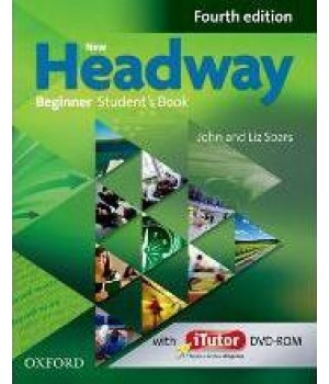 New Headway (4th Edition) Beginner Student's Book & iTutor DVD-ROM
