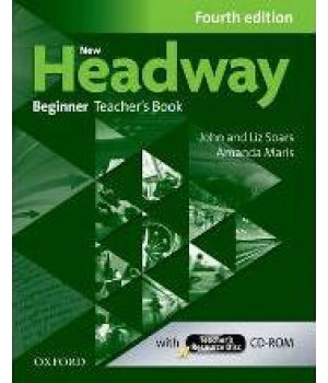 Книга для вчителя New Headway (4th Edition) Beginner Teacher's Book & Resource Disk Pack