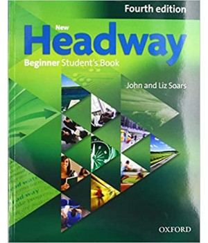 Підручник New Headway (4th Edition) Beginner Student's Book