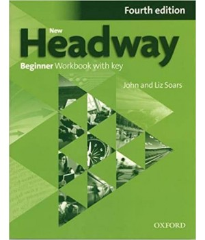 Робочий зошит New Headway (4th Edition) Beginner Workbook with Key