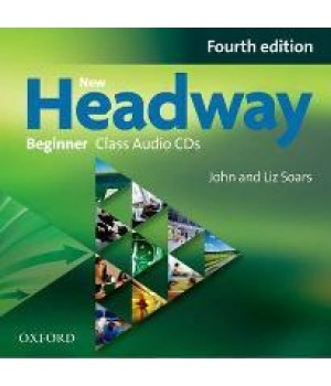 Диски New Headway (4th Edition) Beginner Class Audio CDs (2)