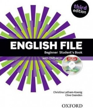 Підручник English File 3rd Edition Beginner Student's Book