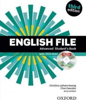 Підручник English File 3rd Edition Advanced Student's Book