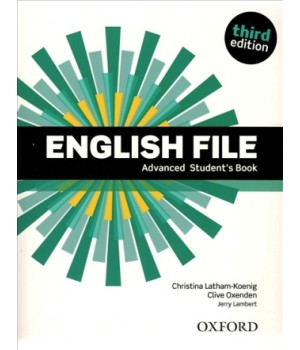 Підручник English File 3rd Edition Advanced Student's Book
