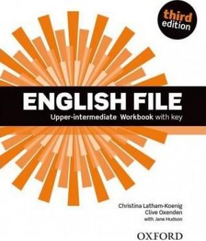 Робочий зошит English File 3rd Edition Upper-Intermediate Workbook with Key