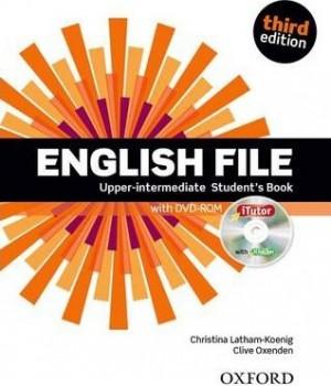 Підручник English File 3rd Edition Upper-Intermediate Student's Book