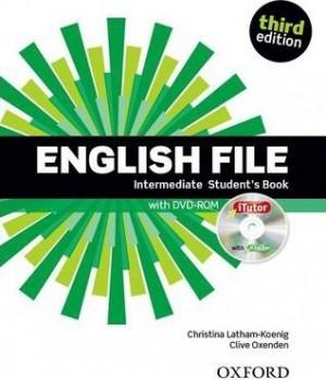 Підручник English File 3rd Edition Intermediate Student's Book