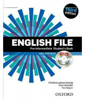 Підручник English File 3rd Edition Pre-Intermediate Student's Book