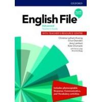 Книга для вчителя English File 4th Edition Advanced Teacher's Guide with Teacher's Resource Centre