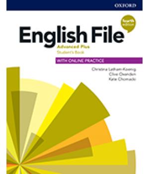 Книга для вчителя English File 4th Edition Advanced Plus Teacher's Book