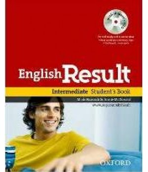 Учебник English Result Intermediate Student's Book With DVD Pack