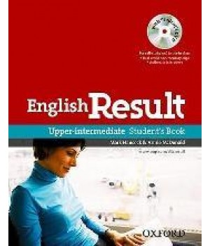 Підручник English Result Upper-Intermediate Student's Book With DVD Pack