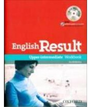 Робочий зошит English Result Upper-Intermediate Workbook with Answer Booklet and MultiROM Pack