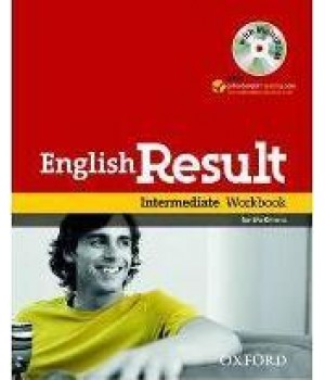 Рабочая тетрадь English Result Intermediate Workbook with Answer Booklet and MultiROM Pack