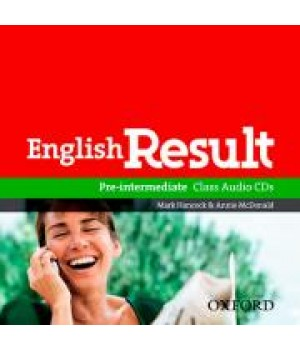Диски English Result Pre-Intermediate Class Audio CDs (2)