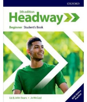 Підручник New Headway (5th Edition) Beginner Student's Book with Online Practice