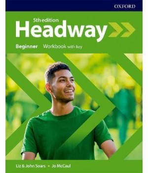 Робочий зошит New Headway (5th Edition) Beginner Workbook with Key