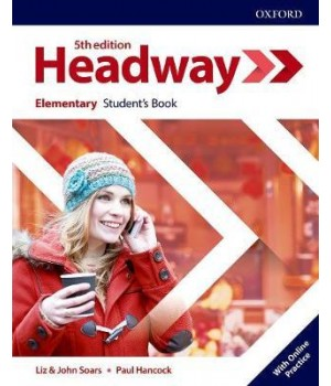 Підручник New Headway (5th Edition) Elementary Student's Book with Online Practice