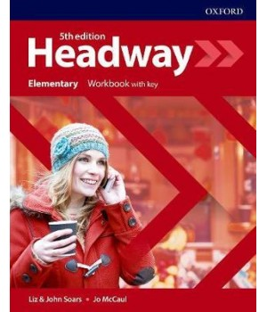 Робочий зошит New Headway (5th Edition) Elementary Workbook with Key