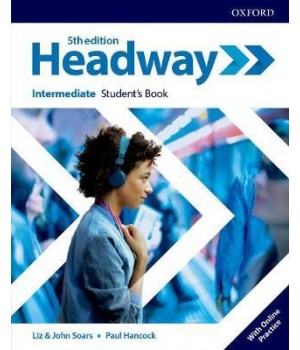 Підручник New Headway (5th Edition) Intermediate Student's Book with Online Practice