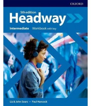 Робочий зошит New Headway (5th Edition) Intermediate Workbook with Key
