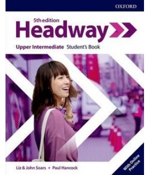 Підручник New Headway (5th Edition) Upper Intermediate Student's Book with Online Practice