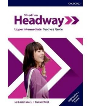Книга для вчителя New Headway (5th Edition) Upper Intermediate Teacher's Guide with Teacher's Resource Center