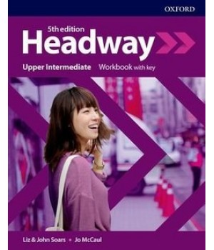 Робочий зошит New Headway (5th Edition) Upper Intermediate Workbook with Key