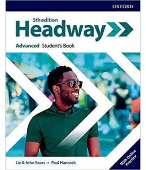 Підручник New Headway (5th Edition) Advanced Student's Book with Online Practice