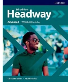 Робочий зошит New Headway (5th Edition) Advanced Workbook with Key