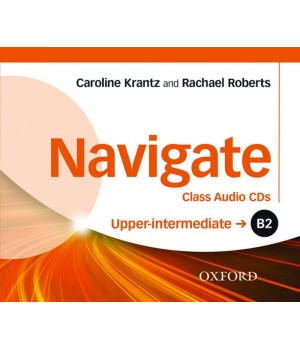 Диски Navigate Upper-Intermediate (B2) Class Audio CDs (3)