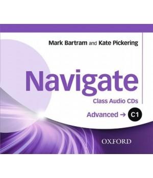 Диски Navigate Advanced (C1) Class Audio CDs (3)