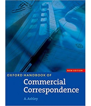 Учебник Oxford Handbook of Commercial Correspondence Student's Book