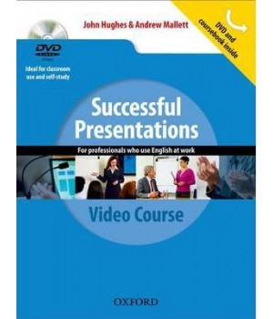 Підручник Successful Presentations Student Book & DVD
