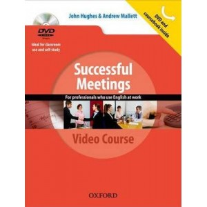 Підручник Successful Meetings Student's Book with DVD