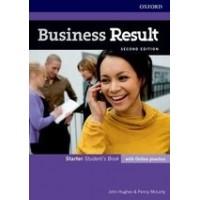 Учебник Business Result Second Edition Starter Student's Book with Online Practice