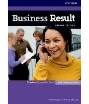 Учебник Business Result Second Edition Starter Student's Book with Online Practice