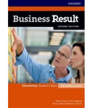 Учебник Business Result Second Edition Elementary Student's Book with Online Practice