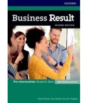 Учебник Business Result Second Edition Pre-Intermediate Student's Book with Online Practice