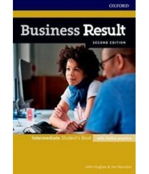 Учебник Business Result Second Edition Intermediate Student's Book with Online Practice