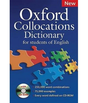 Словник Oxford Collocations Dictionary for Students of English 2nd Edition Pack with CD-ROM