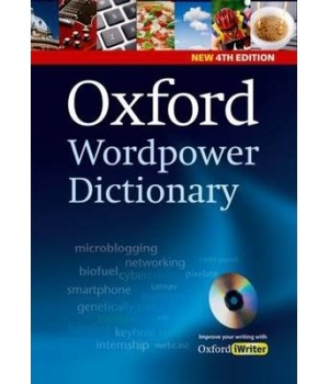 Словник Oxford Wordpower Dictionary Fourth Edition Pack (Dictionary and CD-ROM)