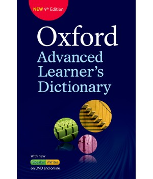 Словник Oxford Advanced Learner's Dictionary 9th Ed: Paperback with CD-ROM