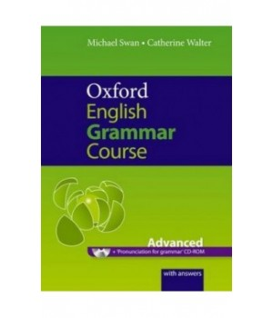 Граматика Oxford English Grammar Course: Advanced with Answers CD-ROM Pack